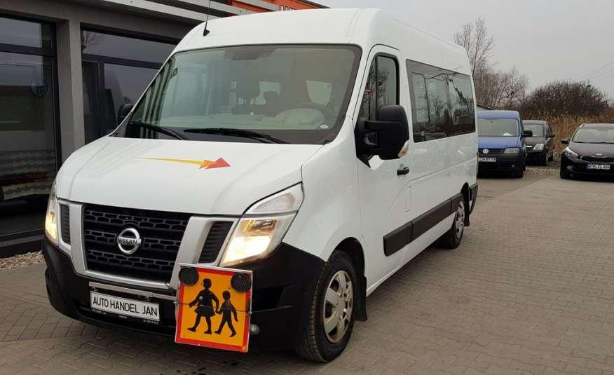 Opel Movano Nissan NV400 2.3 DCI 125km Klima Webasto , Dla Niepełnosprawnych zdjęcie 1