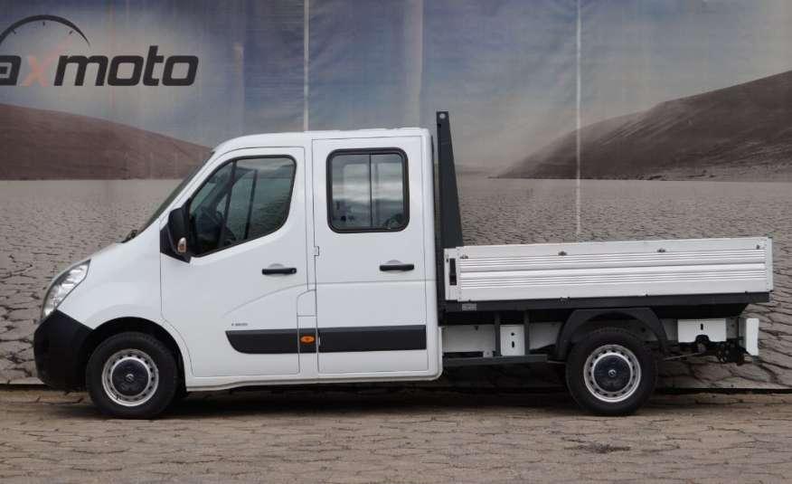 Opel Movano jak Master Doka Klima Brygadówka zdjęcie 1