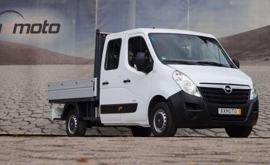 Opel Movano jak Master Doka Klima Brygadówka zdjęcie 2