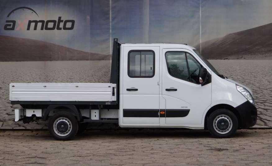 Opel Movano jak Master Doka Klima Brygadówka zdjęcie 3