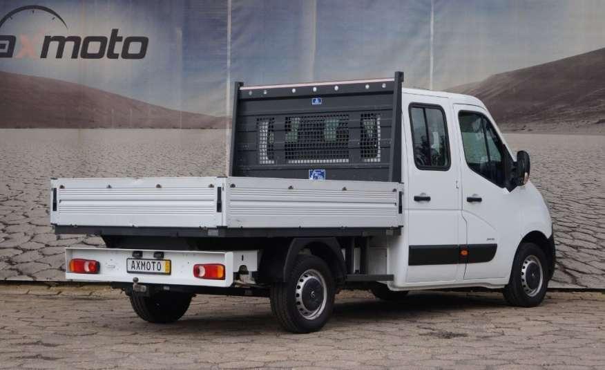 Opel Movano jak Master Doka Klima Brygadówka zdjęcie 4