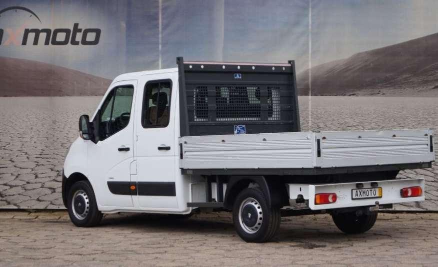 Opel Movano jak Master Doka Klima Brygadówka zdjęcie 6