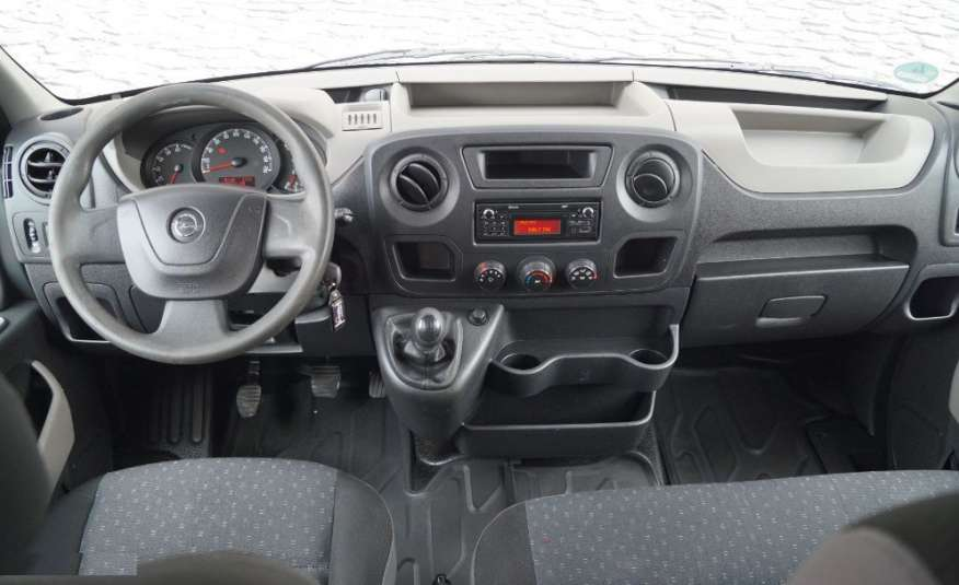 Opel Movano jak Master Doka Klima Brygadówka zdjęcie 10
