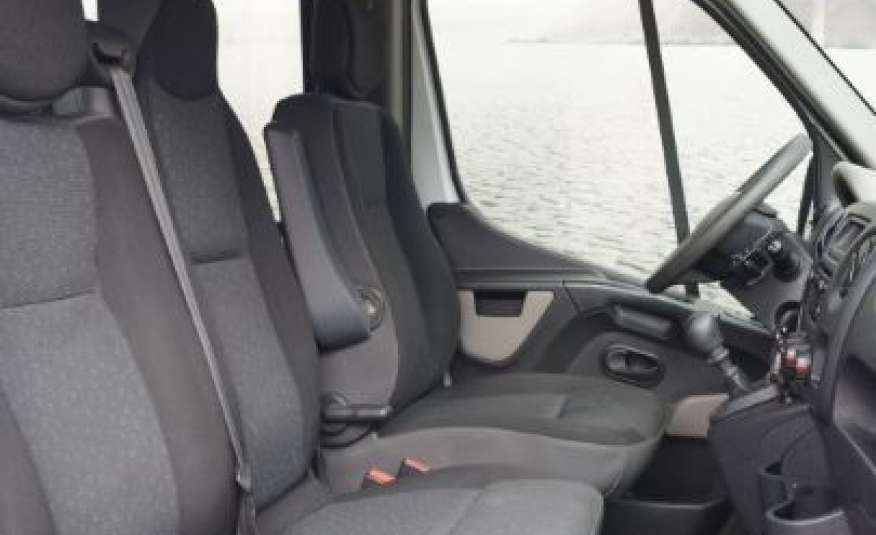 Opel Movano jak Master Doka Klima Brygadówka zdjęcie 14