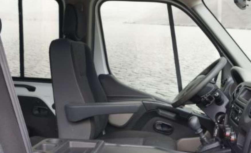 Opel Movano jak Master Doka Klima Brygadówka zdjęcie 15