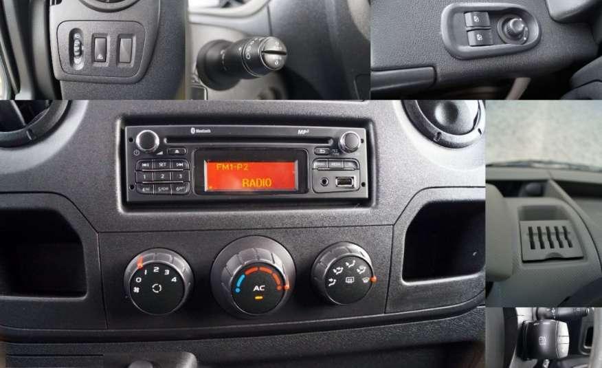 Opel Movano jak Master Doka Klima Brygadówka zdjęcie 16