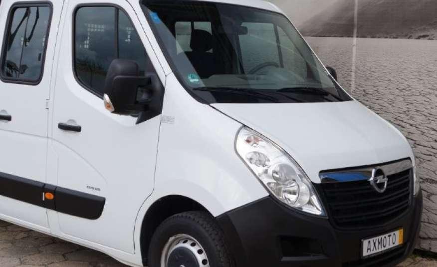 Opel Movano jak Master Doka Klima Brygadówka zdjęcie 18