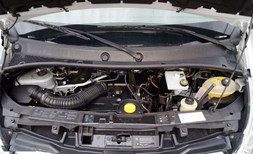 Opel Movano jak Master Doka Klima Brygadówka zdjęcie 19