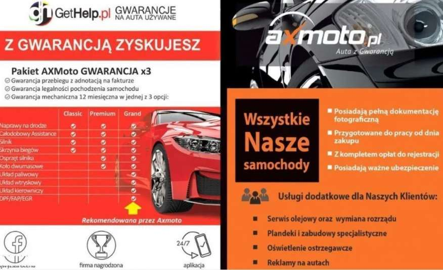 Opel Movano jak Master Doka Klima Brygadówka zdjęcie 20