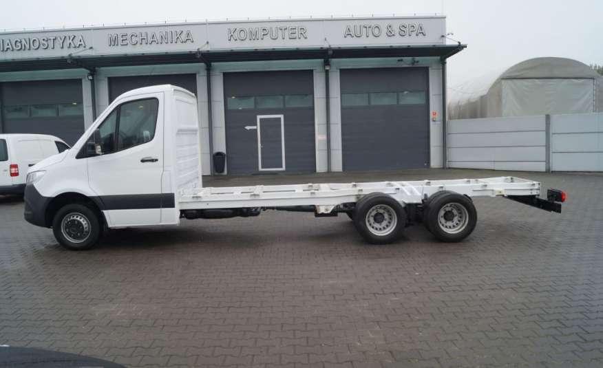 Mercedes Sprinter 516 CDI Jedyna w Europie Rama 3 Osie Pod Różną Zabudowę zdjęcie 1