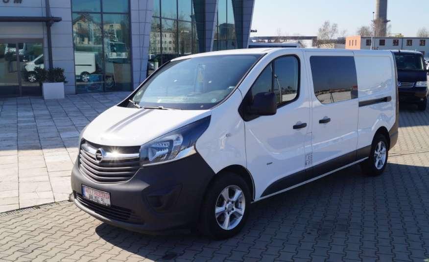 Opel Vivaro 1.6 CDTI zdjęcie 1