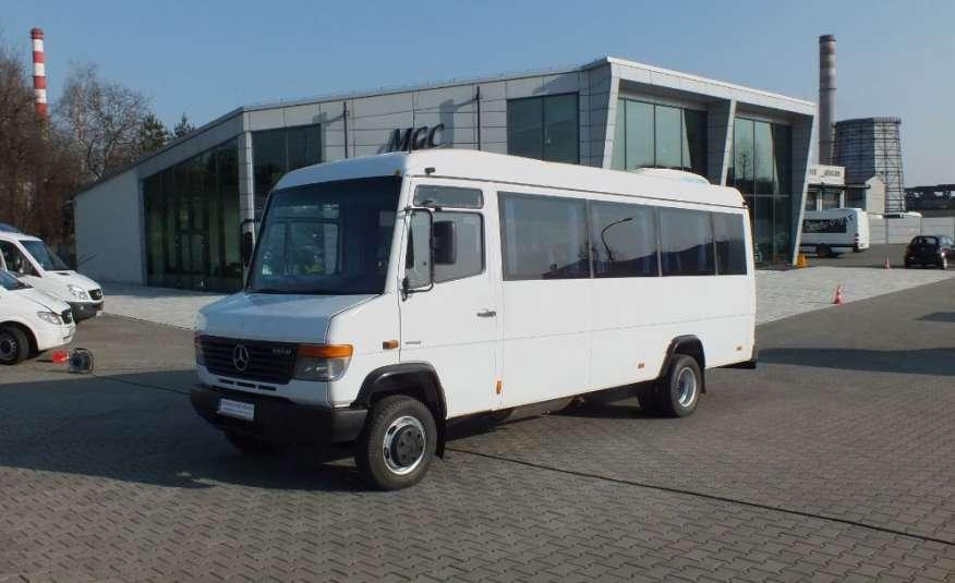 Mercedes VARIO 613 Autobus 19+1 KlimaWeb zdjęcie 1
