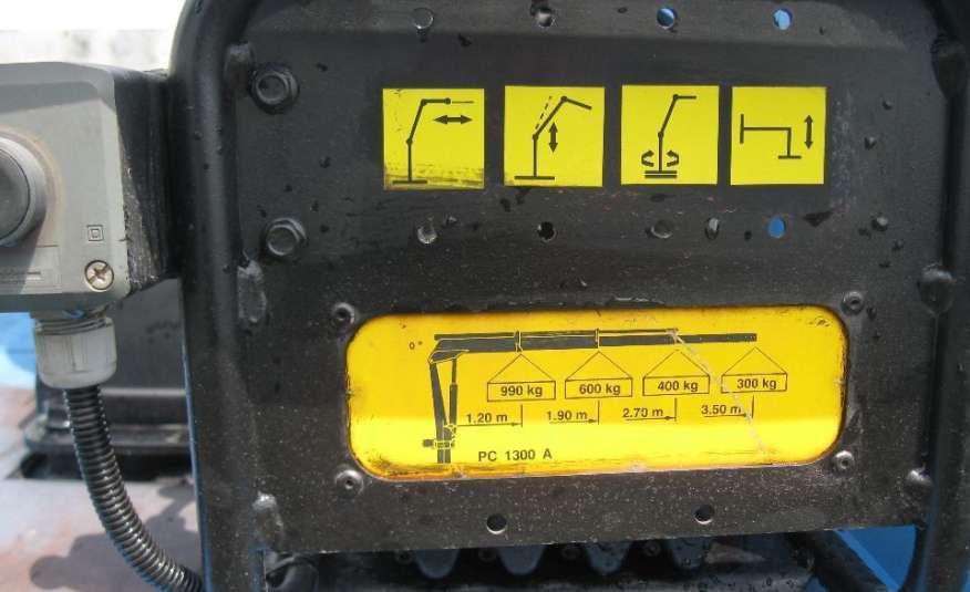 Renault MASCOTT 3.0. DOKA 4.60-M. SKRZYNIA +HDS. + 7 - OSÓB zdjęcie 6