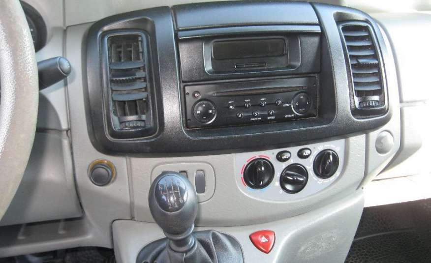 Renault TRAFIC 2.0dci.MAXI- LONG. KLIMA. zdjęcie 6