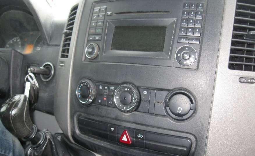 Mercedes SPRINTER 513CDI. DOBEL KABINA 6-OSÓB + KIPER- WYWROTKA. KLIMATYZACJA zdjęcie 12