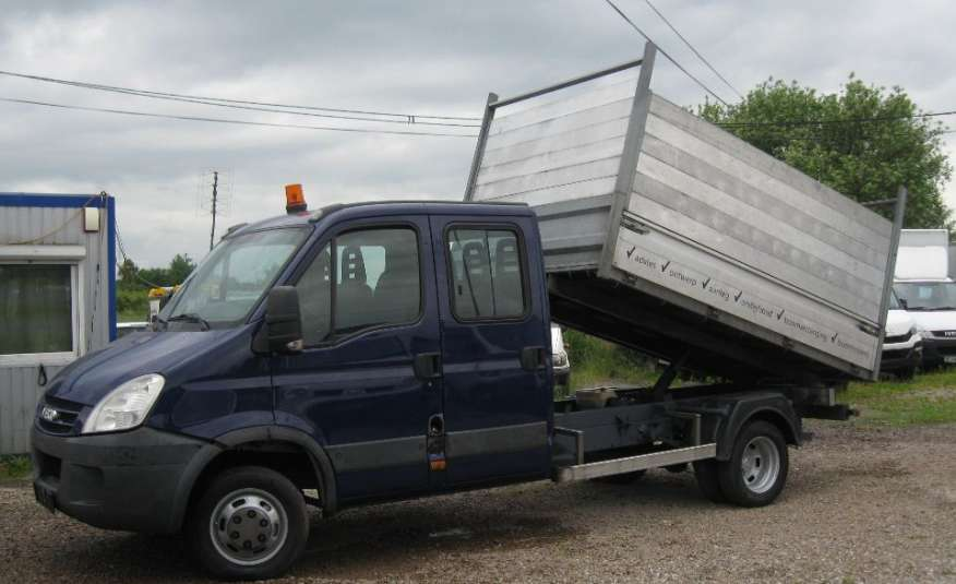 Mercedes SPRINTER 513CDI. DOBEL KABINA 6-OSÓB + KIPER- WYWROTKA. KLIMATYZACJA zdjęcie 20
