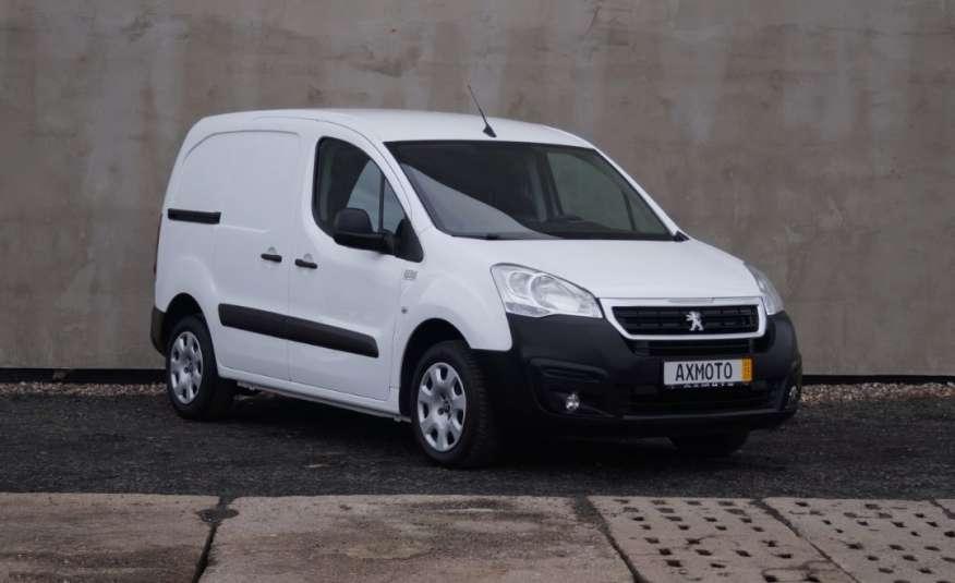 Peugeot Partner wersja Premium Nawigacja Czujniki zdjęcie 2