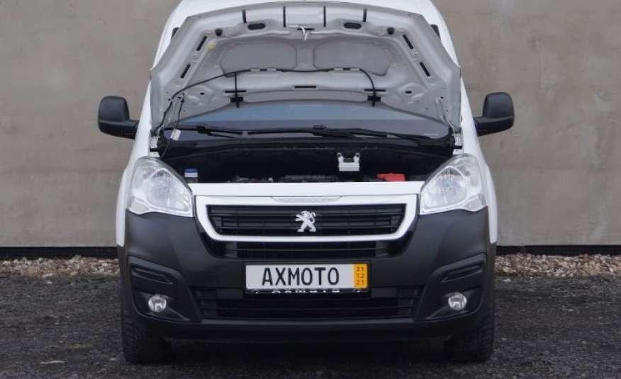 Peugeot Partner wersja Premium Nawigacja Czujniki zdjęcie 9