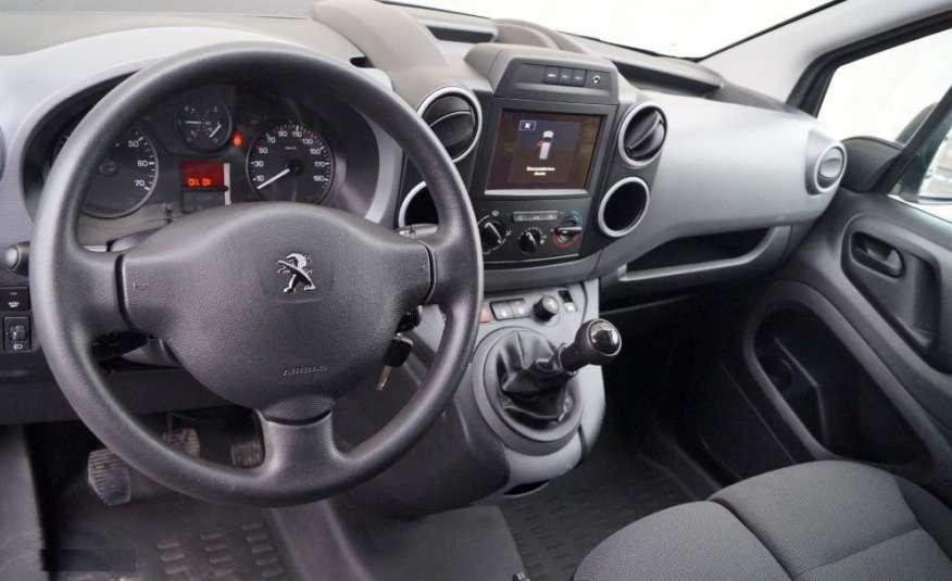 Peugeot Partner wersja Premium Nawigacja Czujniki zdjęcie 16