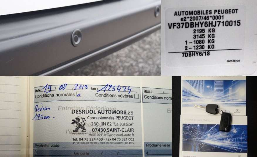 Peugeot Partner wersja Premium Nawigacja Czujniki zdjęcie 22