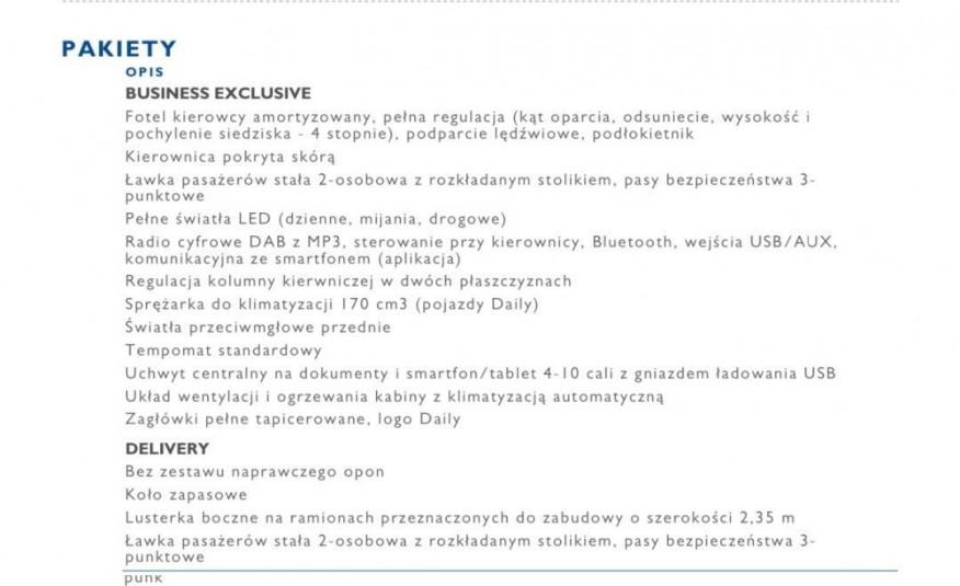 Iveco Daily HI-MATIC 3.0 AUTOLAWETA Pomoc Drogowa zdjęcie 6
