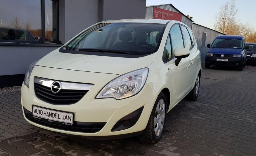 Opel Meriva 1.4 16v 120km Klima, Serwis zdjęcie 1