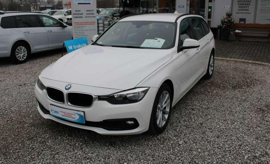 BMW 318 F-Vat, Gwarancja, Salon Polska, Kombi zdjęcie 3