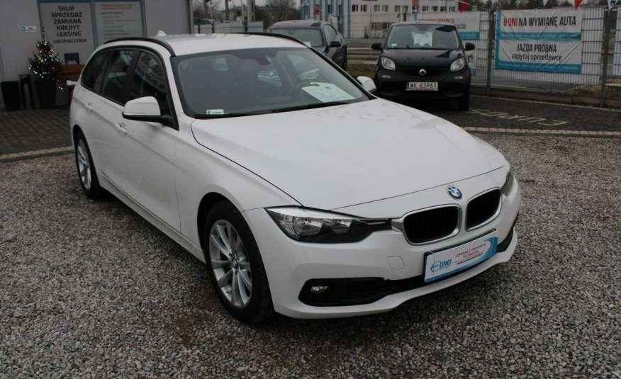 BMW 318 F-Vat, Gwarancja, Salon Polska, Kombi zdjęcie 4