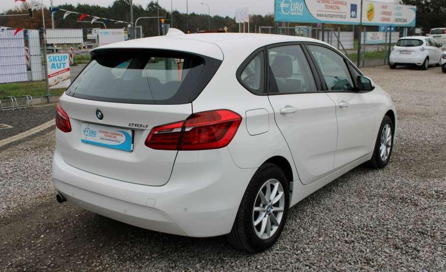 BMW 218 F-Vat, Gwarancja, Salon Polska, Automat zdjęcie 12