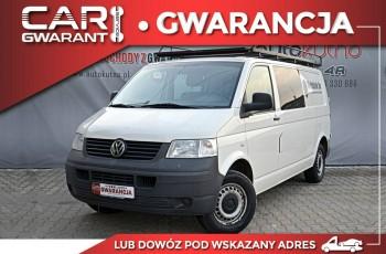 Volkswagen Transporter 1.9 TDI F-VAT Brygadówka Long Rata Zamiana Gwarancja