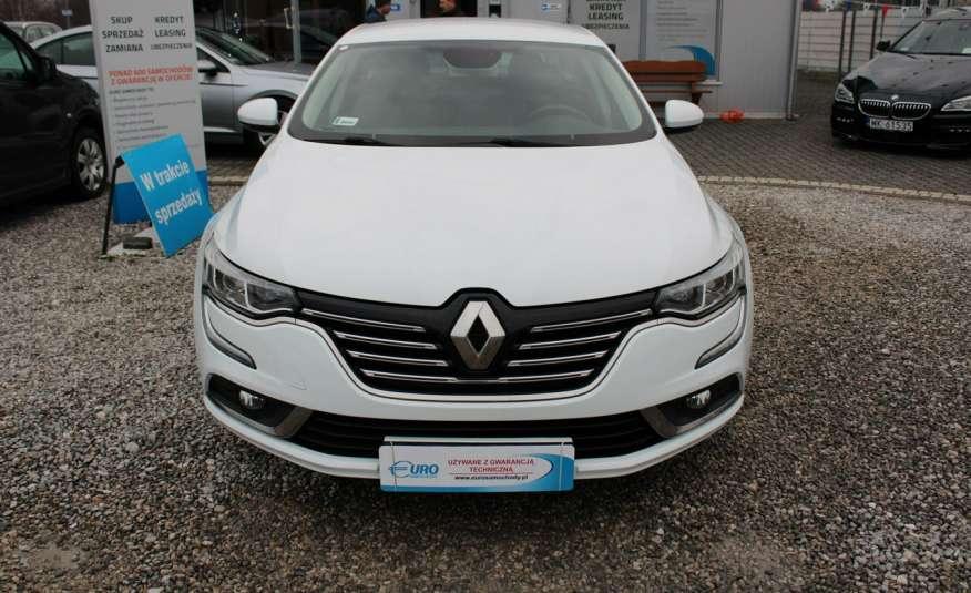 Renault Talisman Sedan, Gwarancja, Salon Polska, F-Vat, Energy zdjęcie 4