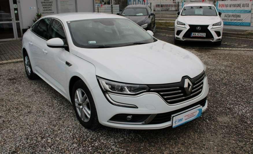 Renault Talisman Sedan, Gwarancja, Salon Polska, F-Vat, Energy zdjęcie 7
