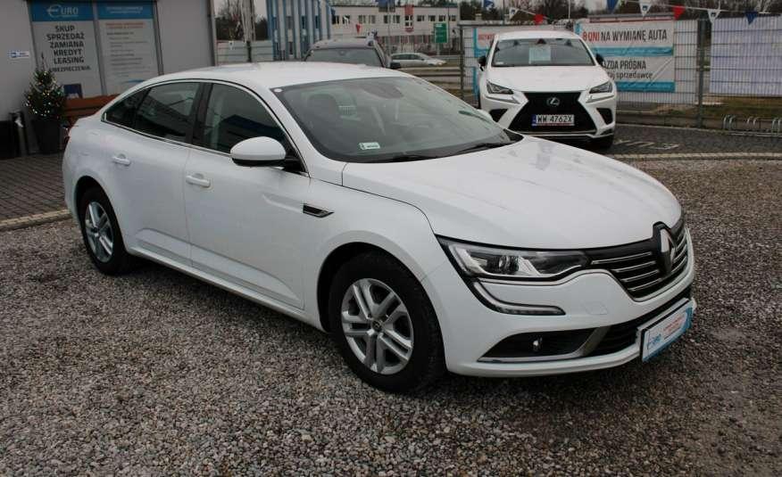 Renault Talisman Sedan, Gwarancja, Salon Polska, F-Vat, Energy zdjęcie 8