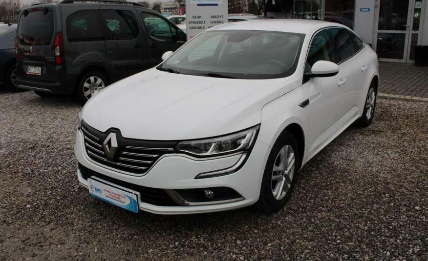 Renault Talisman Sedan, Gwarancja, Salon Polska, F-Vat, Energy zdjęcie 14