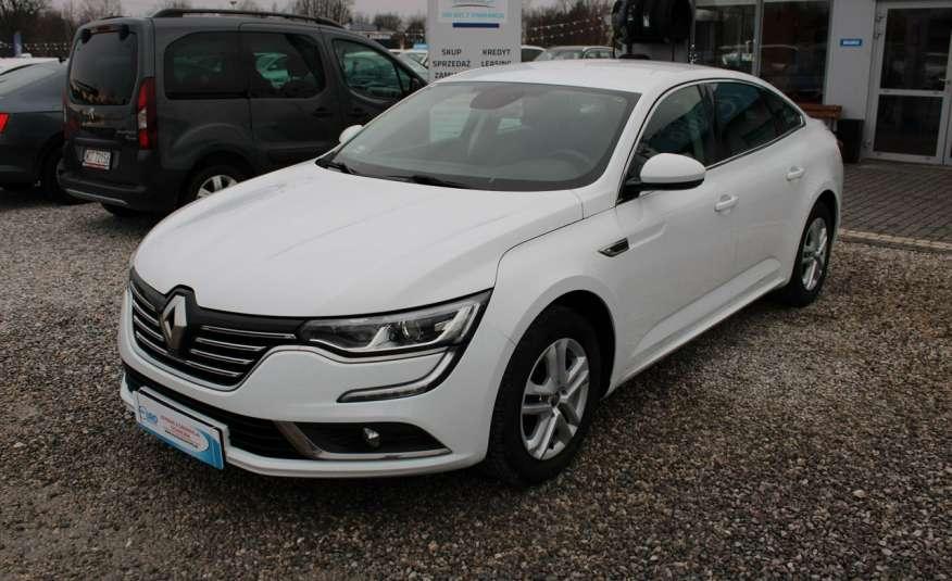 Renault Talisman Sedan, Gwarancja, Salon Polska, F-Vat, Energy zdjęcie 18