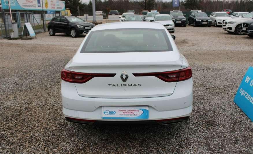 Renault Talisman Sedan, Gwarancja, Salon Polska, F-Vat, Energy zdjęcie 19