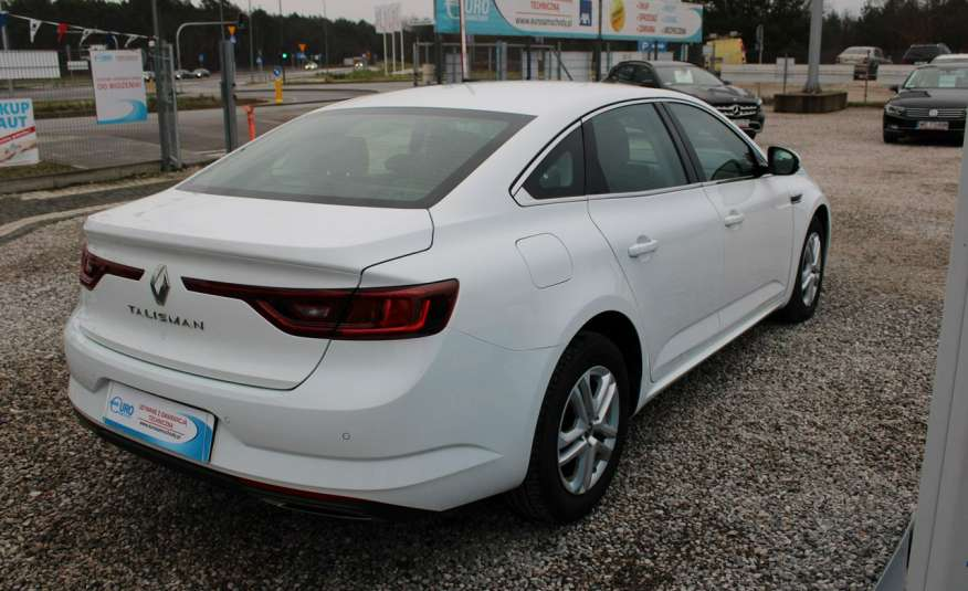 Renault Talisman Sedan, Gwarancja, Salon Polska, F-Vat, Energy zdjęcie 20