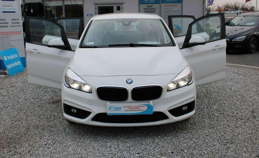 BMW 218 Salon, Gwarancja, Czujniki Park.el.klapa, automat, f-vat zdjęcie 3