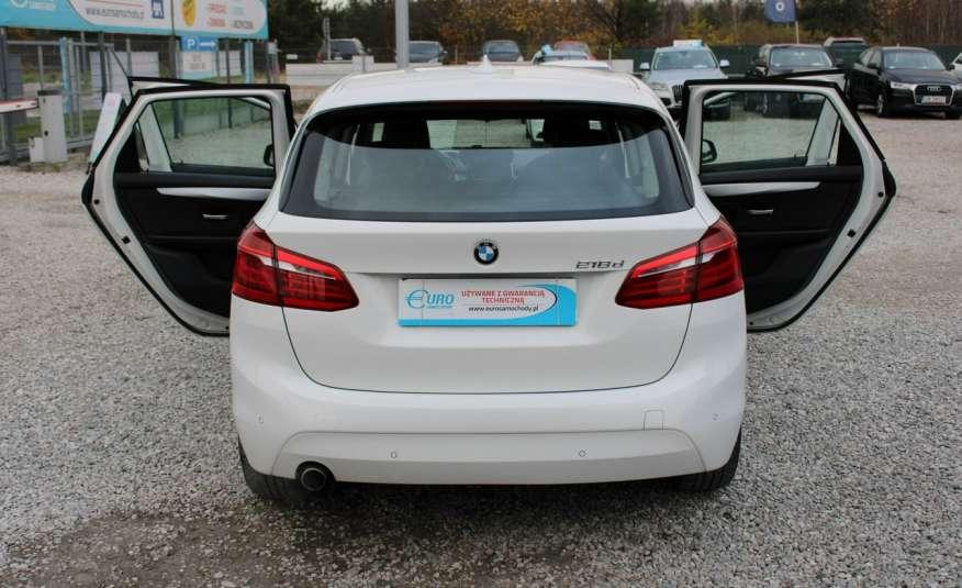 BMW 218 Salon, Gwarancja, Czujniki Park.el.klapa, automat, f-vat zdjęcie 4