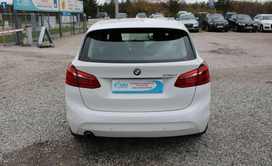 BMW 218 Salon, Gwarancja, Czujniki Park.el.klapa, automat, f-vat zdjęcie 6