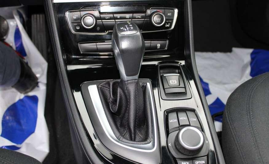 BMW 218 Salon, Gwarancja, Czujniki Park.el.klapa, automat, f-vat zdjęcie 12