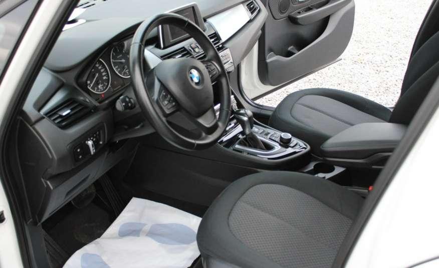 BMW 218 Salon, Gwarancja, Czujniki Park.el.klapa, automat, f-vat zdjęcie 14