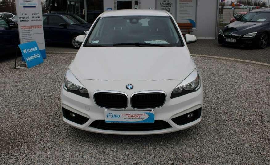BMW 218 Salon, Gwarancja, Czujniki Park.el.klapa, automat, f-vat zdjęcie 19