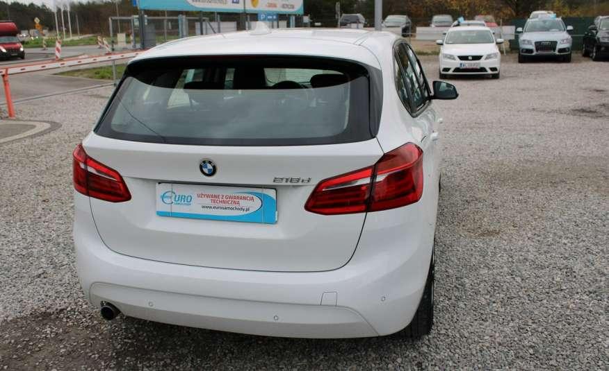 BMW 218 Salon, Gwarancja, Czujniki Park.el.klapa, automat, f-vat zdjęcie 23