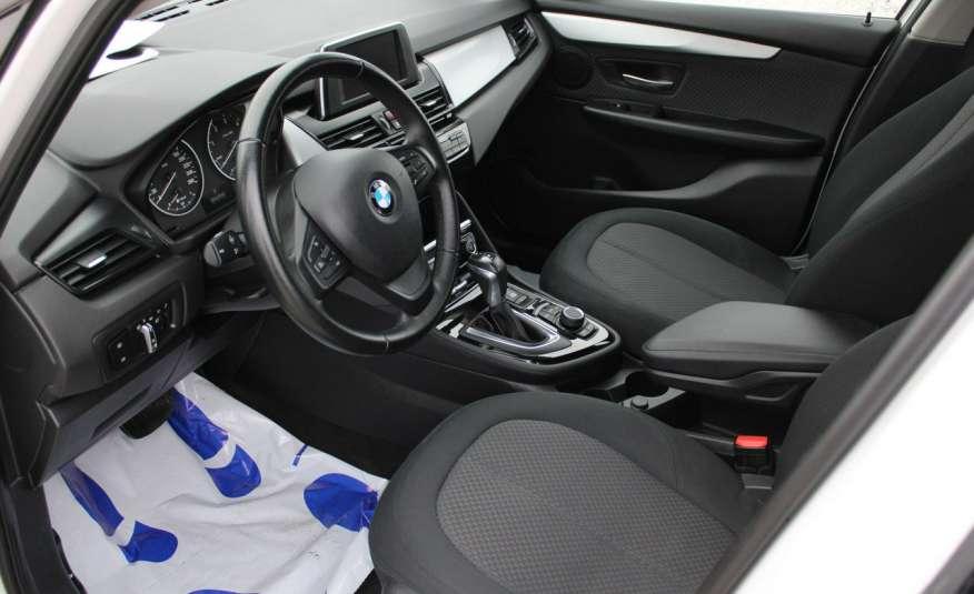 BMW 218 Salon, Gwarancja, Czujniki Park.el.klapa, automat, f-vat zdjęcie 25