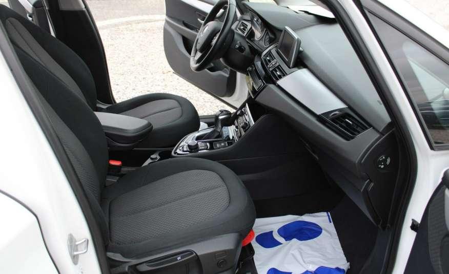 BMW 218 Salon, Gwarancja, Czujniki Park.el.klapa, automat, f-vat zdjęcie 31