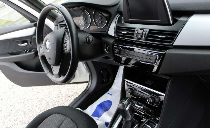 BMW 218 Salon, Gwarancja, Czujniki Park.el.klapa, automat, f-vat zdjęcie 33