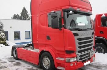 Scania R450 SCR bez egr 2015 hydraulika topline nawigacja xenon navi