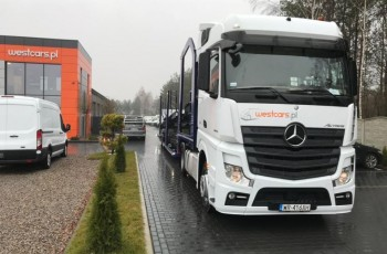 Mercedes Actros 1245 MP4