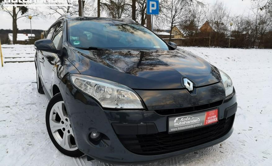 Renault Megane Megane Kombi 1.4 TCE Klimatronik Alusy Po Opłatach GWARANCJA zdjęcie 1